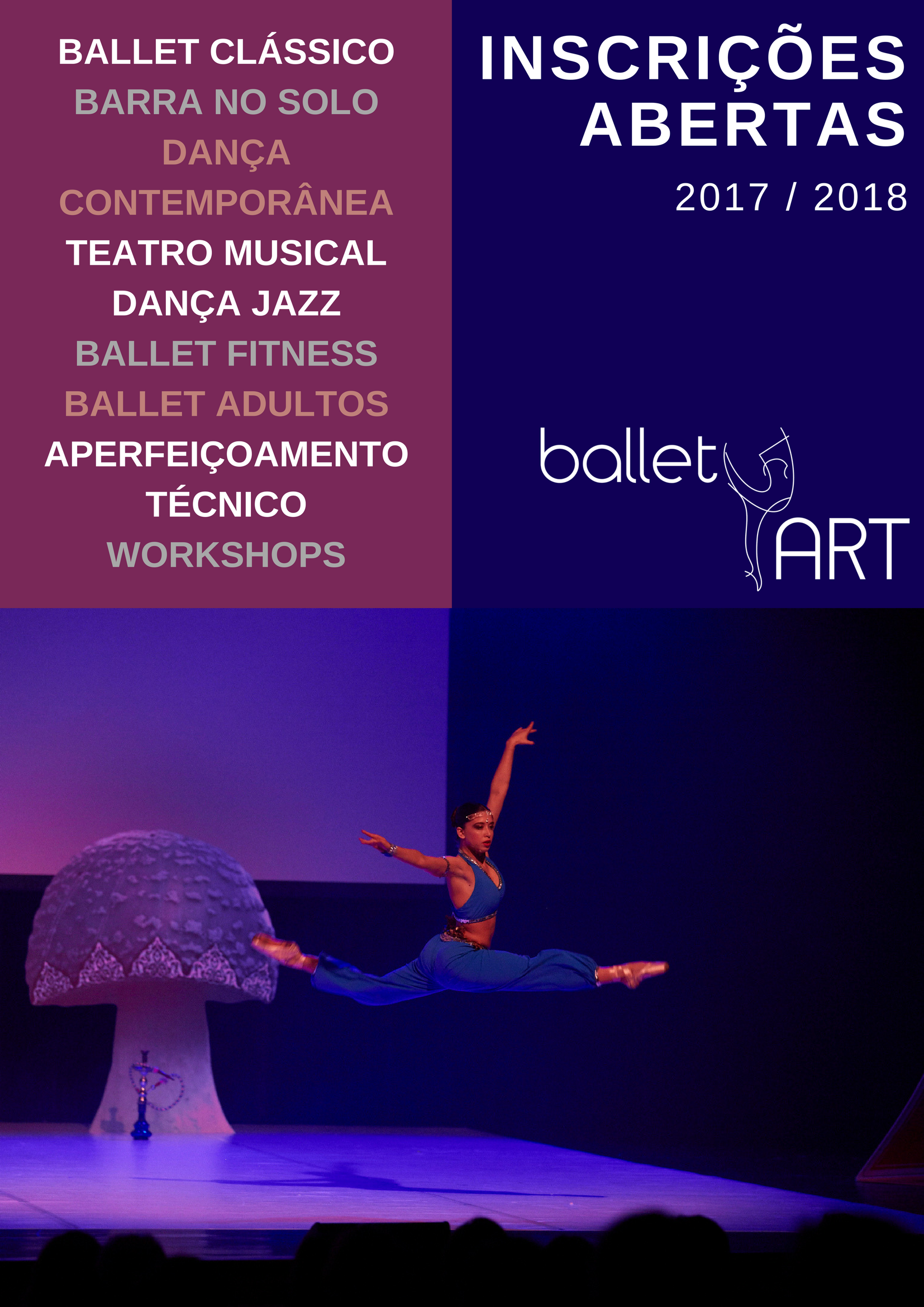 Ballet Art Cartaz 20172018